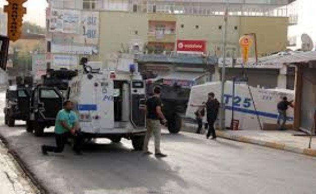 Cizre'den Yine Acı Haber :1 Polis Şehit, 5 Yaralı
