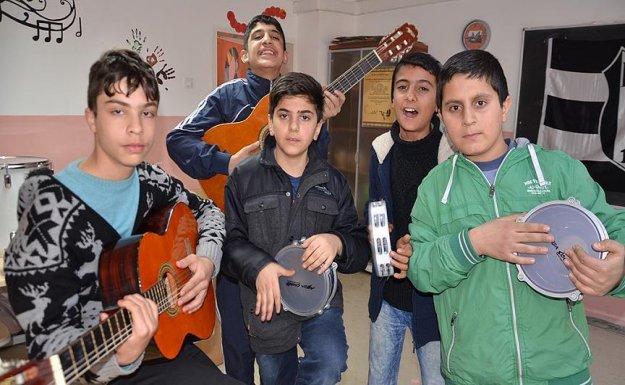 Mardin'de Görev Yapan Öğretmen Hayalini Gerçekleştirdi.