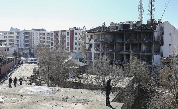 Çınar'daki Saldırıyla İlgili 2 Tutuklama