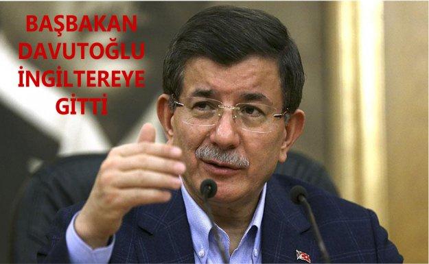 Başbakan Davutoğlu; Yatırım İçin Görüşlelere Devam