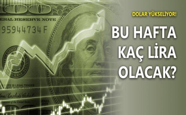 Dolar'da Yeni Rekor Beklentisi