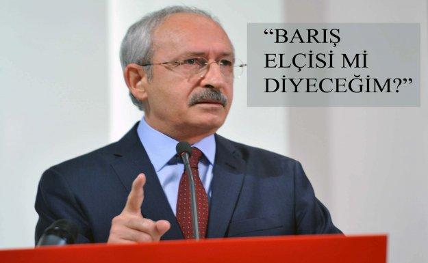 Kılıçdaroğlu Geri Adım Atmadı