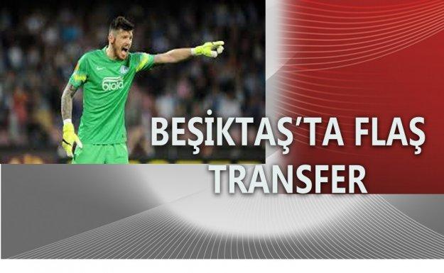 Denys Boyko Beşiktaş'ta