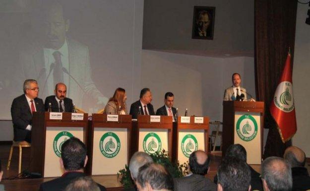 Başkan Gürkan Hesap Vermeye Davet Etti