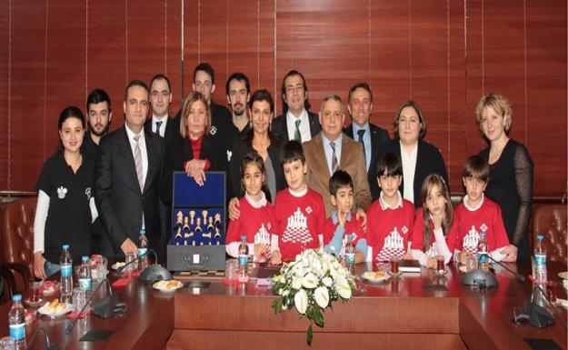 TSF-Başkent Üniversitesi'nden Satranç İş Birliği