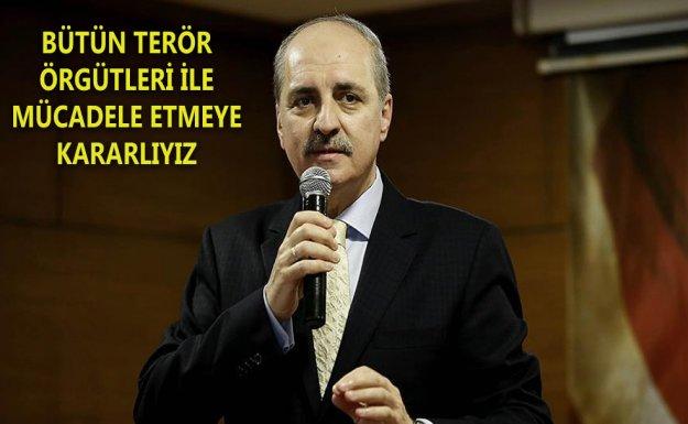 Başbakan Yardımcısı Kurtulmuş: