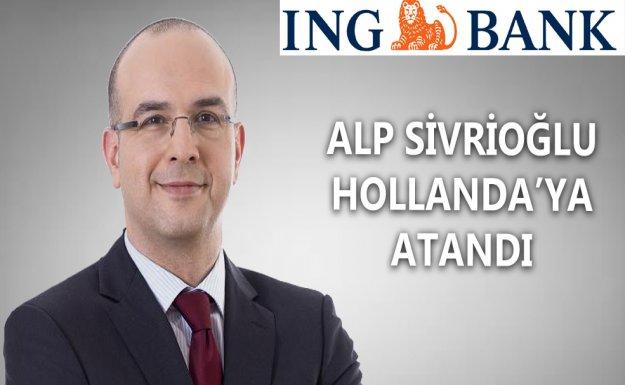 ING Bank Hollanda'ya Yönetici Transfer Etti