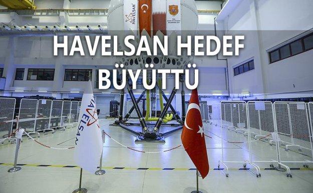Havelsan'ın Hedefi Uluslararası Pazara Açılmak