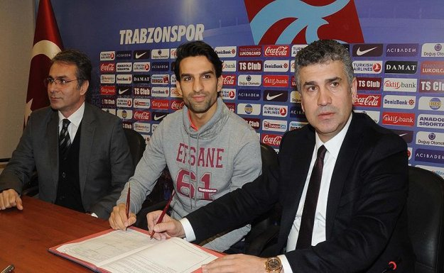 Muhammed Demir Trabzonspor İle Sözleşme İmzaladı