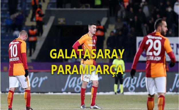 Galatasaray'a Osmanlı Tokadı