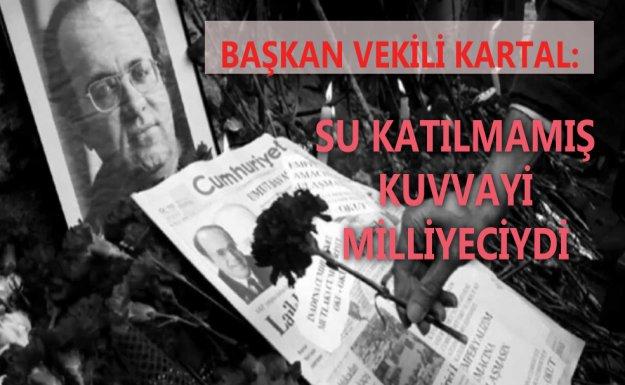 Ankaralılar Mumcu'yu Unutmadı