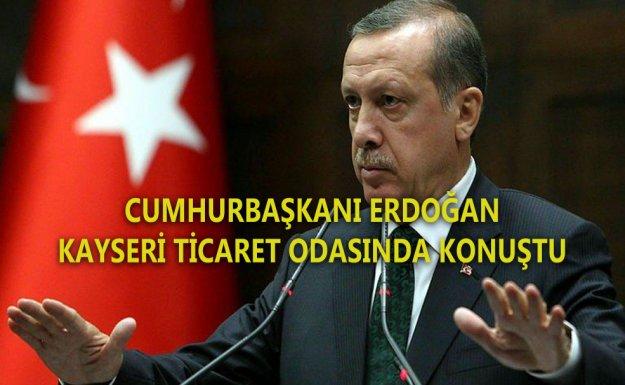 Erdoğan: Kılıçdaroğlu'nun Seviyesine İnmeyi Kendime Yakıştıramıyorum