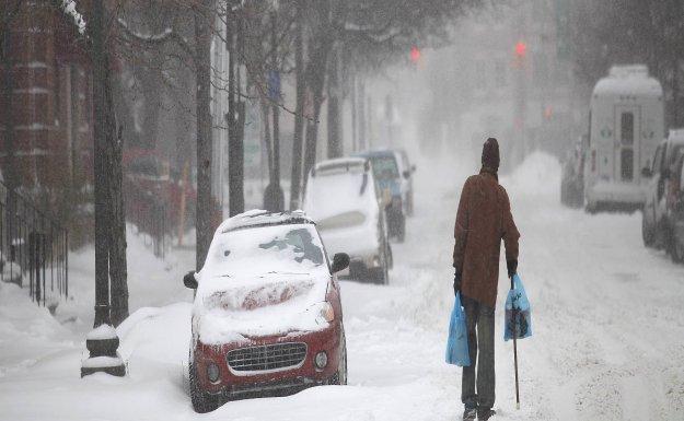 Kar Fırtınası 30 Can Aldı