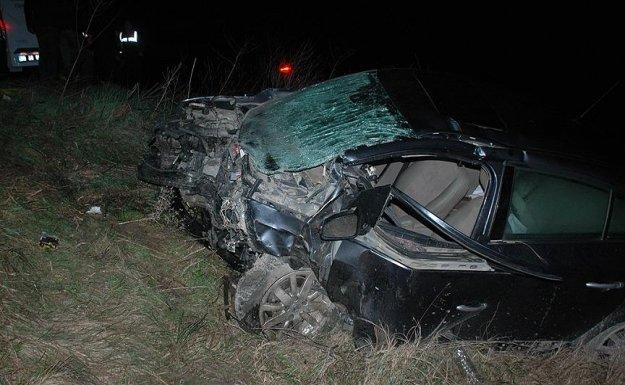 Tekirdağ'da Kaza: 5 Ölü