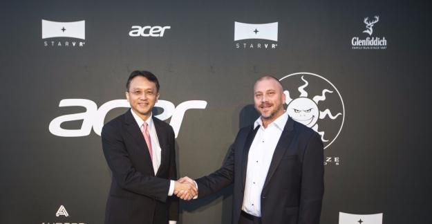 Acer ve Starbreeze İş Ortaklığında Anlaştı