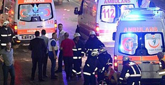 Atatürk Havalimanı'nda 3 canlı bomba patladı! 36 ölü, 147 yaralı