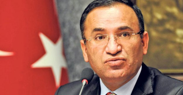 Bakan Bozdağ: DEAŞ'a Mensup 2 Bin 617 Kişi Gözaltına Alındı