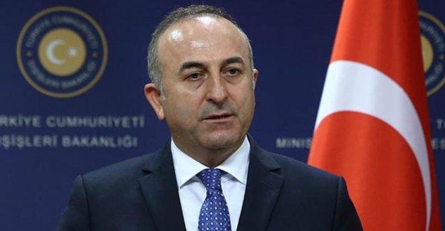 Bakan Çavuşoğlu Rusya'ya Gidiyor