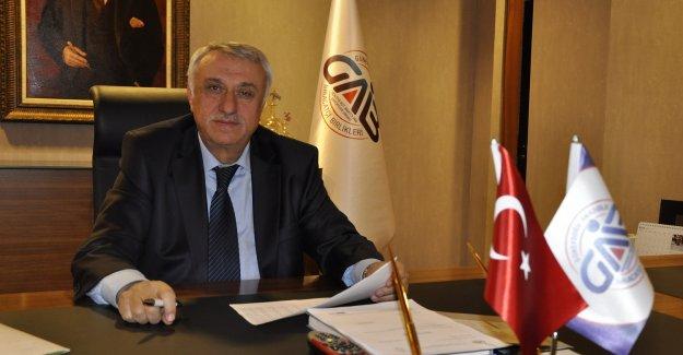 GAİB Başkanı Çıkmaz'dan Saldırı Açıklaması