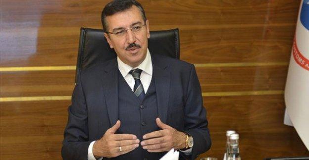 Gümrük ve Ticaret Bakanı Tüfenkci Saldırıya İlişkin Açıklama Yaptı
