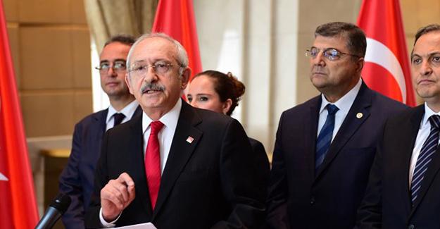 Kılıçdaroğlu'ndan Başbakan'a IŞİD Soruları