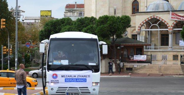 Maltepe Belediyesinden Ücretsiz Ring Seferleri