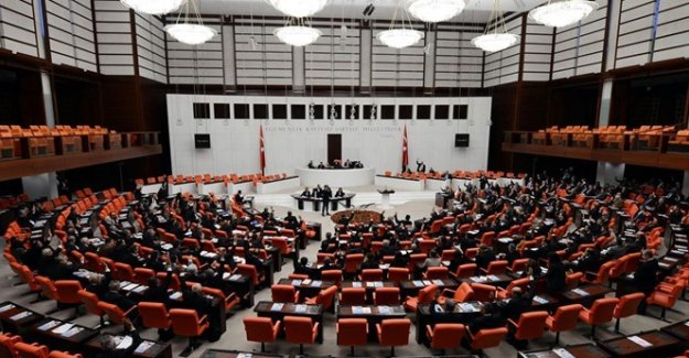 Meclisin Gündeminde Terör Vardı