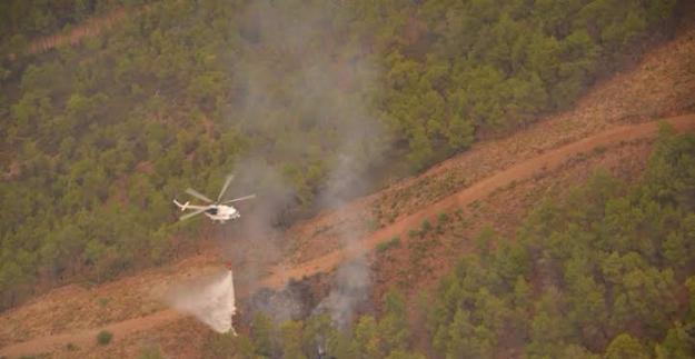 Veysel Eroğlu: 761 Yangına Müdahale Ettik