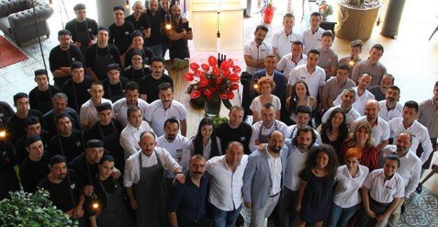 Big Chefs Ankara'da Büyüyor
