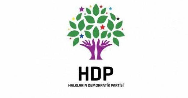HDP'li Beştaş, İlçe Teşkilatına Saldırıyı Sordu