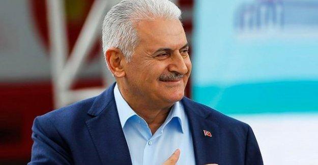 Başbakan Yıldırım: Gelsinler Yavuz Sultan Selim'i Görsünler