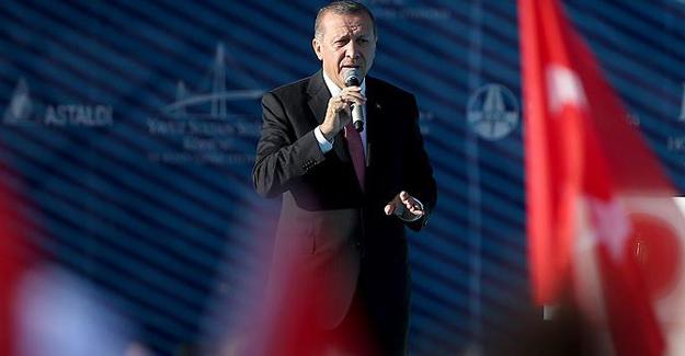 Cumhurbaşkanı Erdoğan: Bu Millet Neye Layıksa Bunların Hepsi Olacak