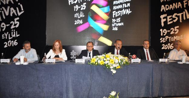 23. Uluslararası Adana Film Festivali Bugün Başladı