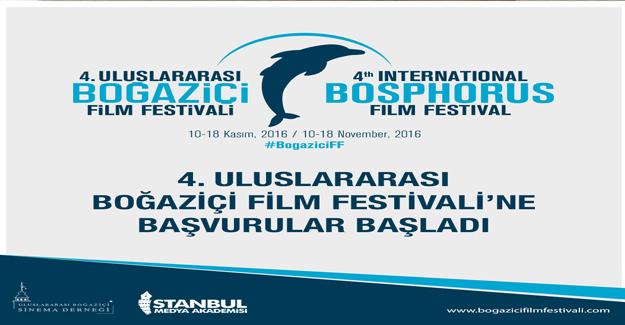 4. Uluslararası Boğaziçi Film Festivali'ne Başvurular Tüm Hızıyla Devam Ediyor