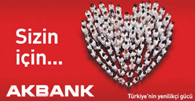 Akbank'ın Ertelemeli Kredisi Şimdi 48 Ay Vadeli