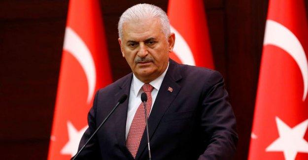 Başbakan Yıldırım Preveze Deniz Zaferini Kutladı