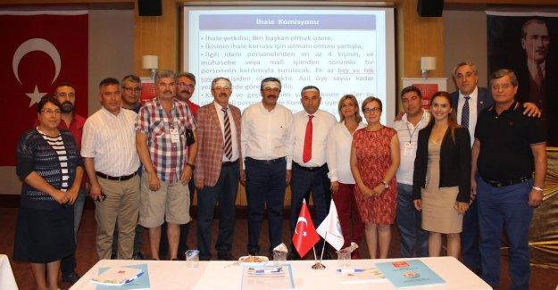 Başkan Çetin: AB Projemiz Türkiye'ye Örnek Oldu