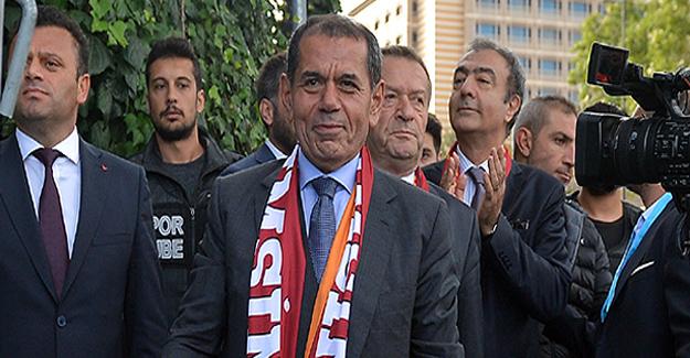 Başkan Dursun Özbek'ten Taraftara Çağrı