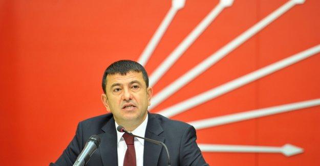 CHP'den Siyasetteki FETÖ'cüler İçin Önerge