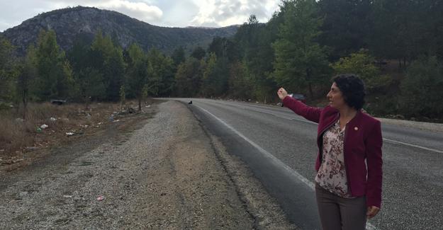 CHP'li Altaca Kayışoğlu: Orhaneli-Bursa Karayolunun Bitirilmesini İstedi