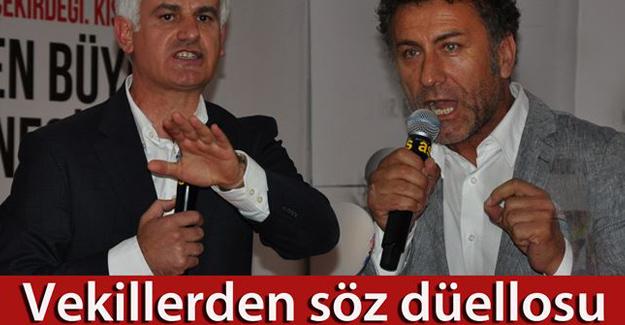 CHP'li Sarıbal AKP'ye Meydan Okudu