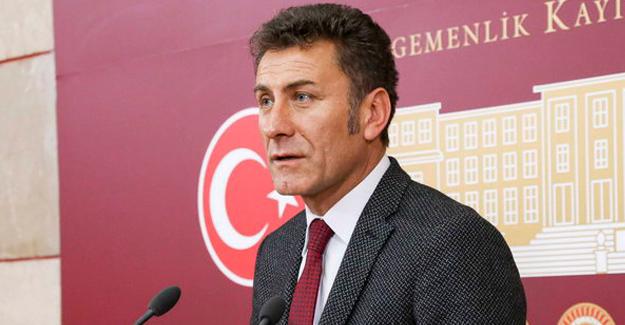 CHP'li Sarıbal: Öğretmenler Öğrencisiz,Öğrenciler Kitapsız Ve Öğretmensiz Başladı