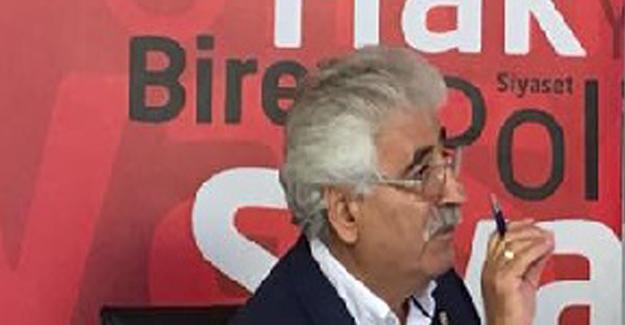 CHP'li Tüm: Türkiye Cumhuriyetinde Böyle Bir Vali Görevde Kalamaz