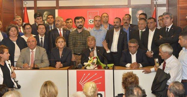 """CHP'li İl Başkanı Canpolat: """"OHAL Bahanesiyle Binlerce Kişinin İş Akdi Feshedildi"""""""