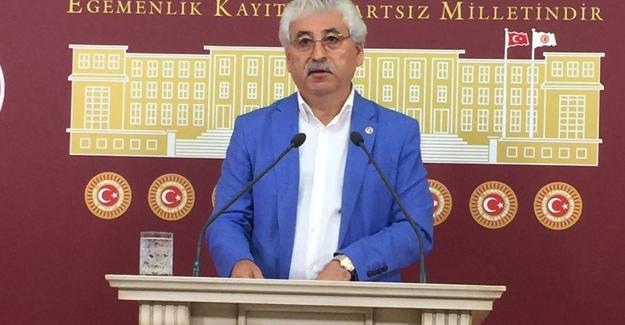 CHP'li Tüm: Son Sözü İktidar Değil Hukuk Söylemelidir
