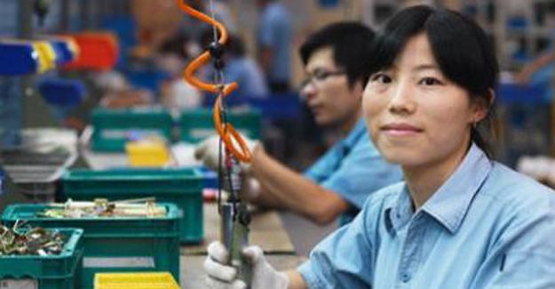Çin'in Sanayi Karı Ağustos'ta Yüzde 19,5 Artış Gösterdi