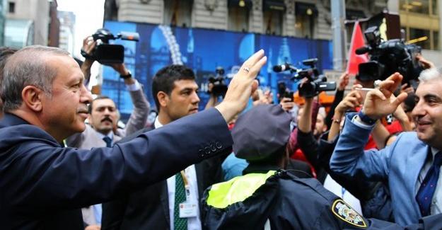 Cumhurbaşkanı Erdoğan Amerikalı Türklerle Hasret Giderecek