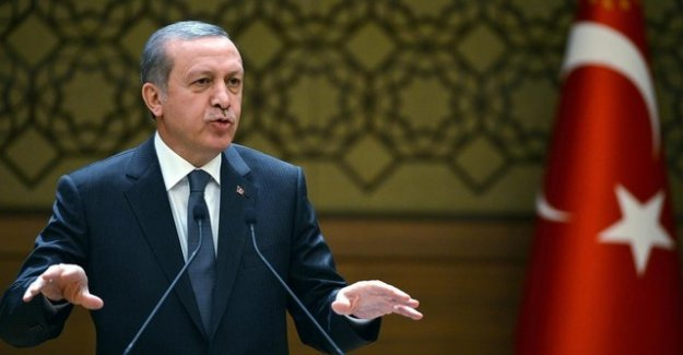 Cumhurbaşkanı Erdoğan: İade Stratejik Müttefikliğin Gereği