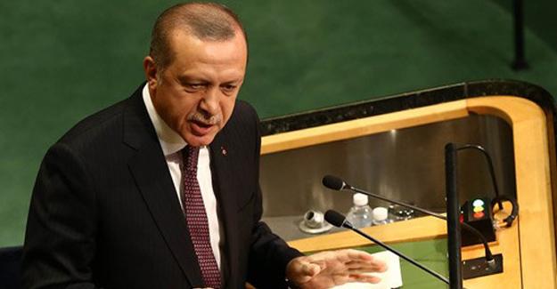 Cumhurbaşkanı Erdoğan'ın BM Genel Kurulundaki Konuşması
