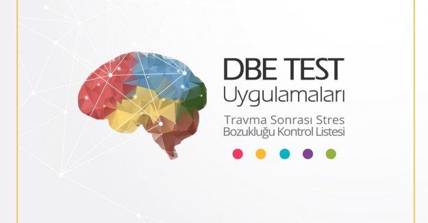 DBE'den Ücretsiz Travma Tarama Testi